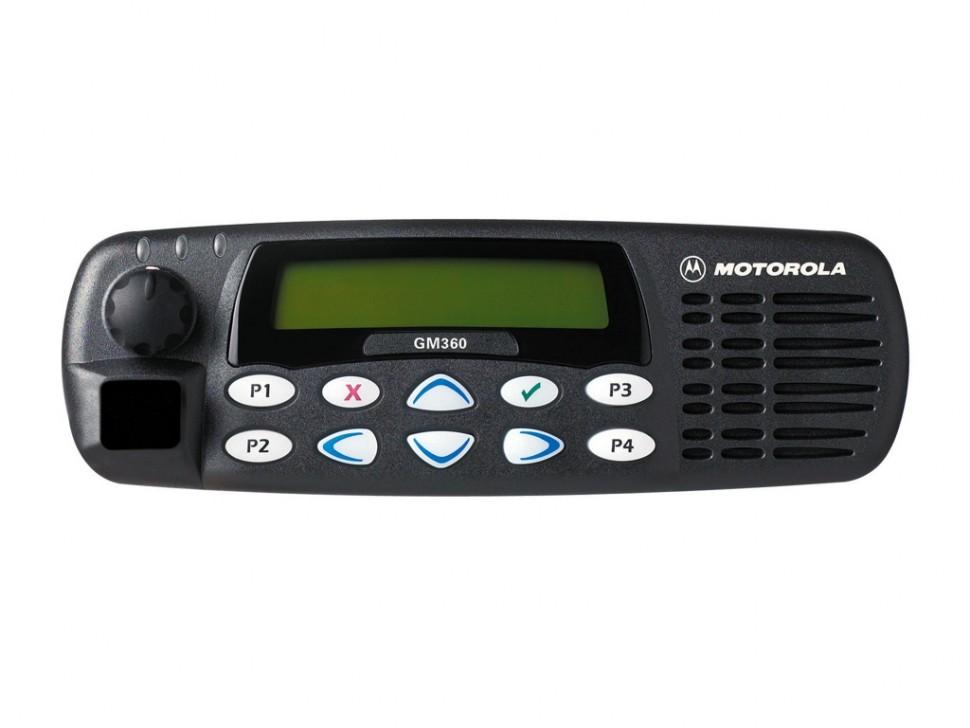 Motorola GM360 VHF Аналоговая