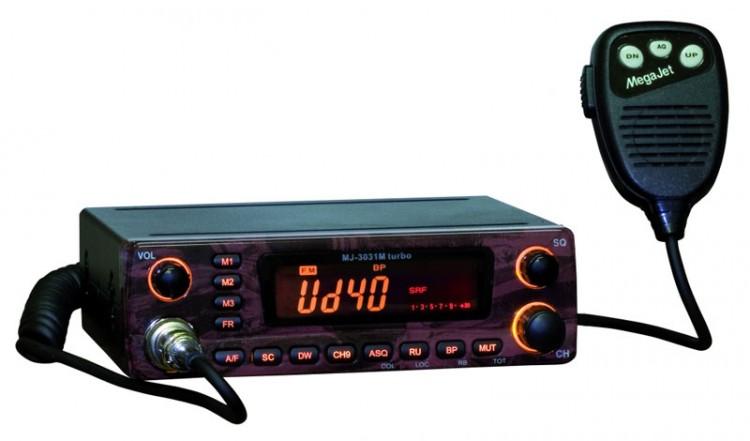 MegaJet MJ-3031M - schematics, схема - radioscanner.ru