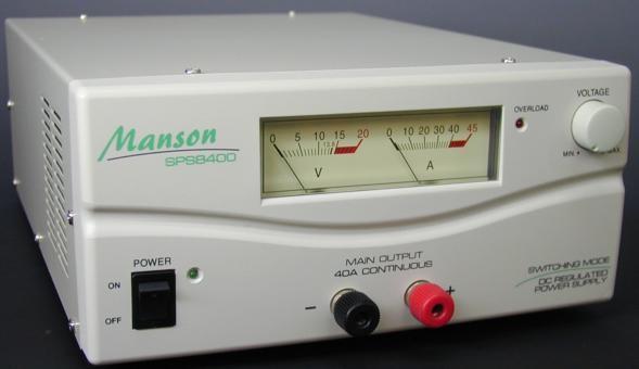 Manson SPS-8400