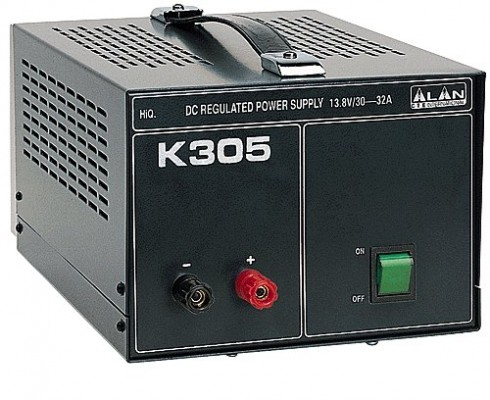 Alan K305 Блок питания