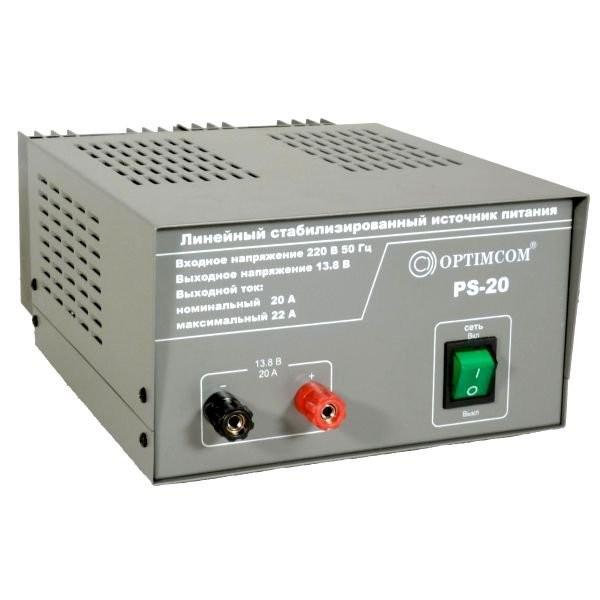 OPTIM PS-20 Блок питания