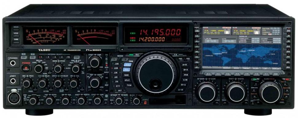Yaesu FT-DX-9000MP Базовый